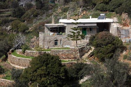 ΠΕΤΡΙΝΗ ΜΟΝΟΚΑΤΟΙΚΙΑ-EXCLUSIVE STONE HOUSE