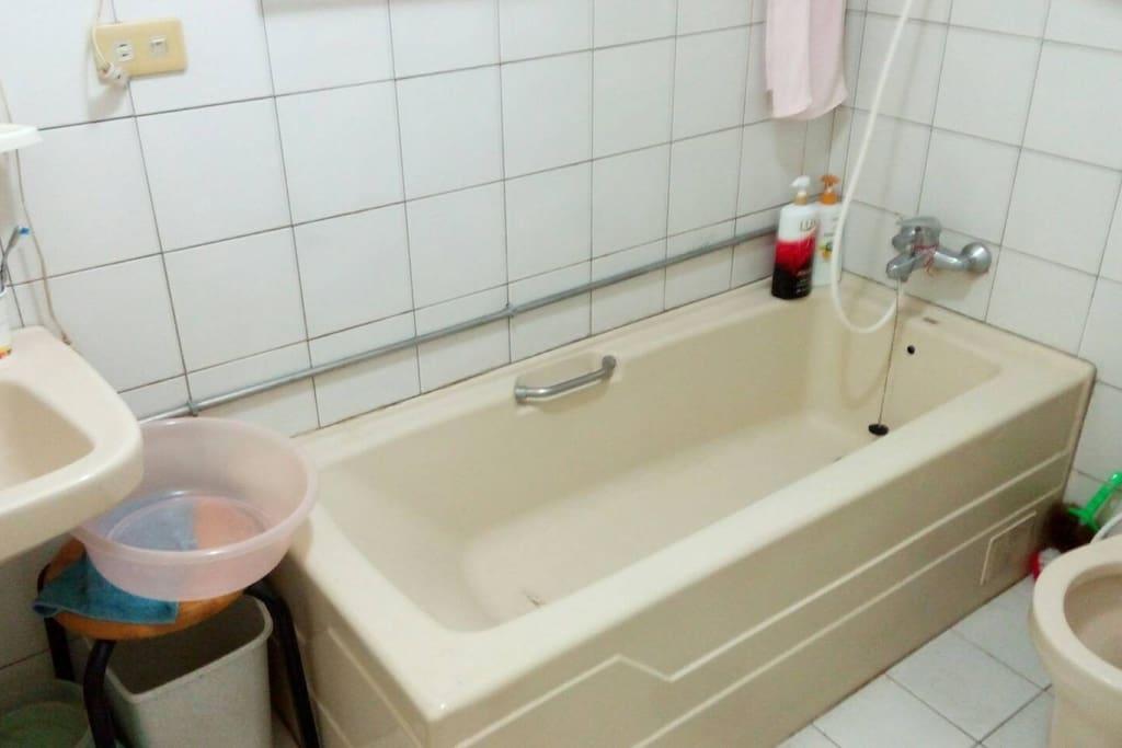 整潔的廁所