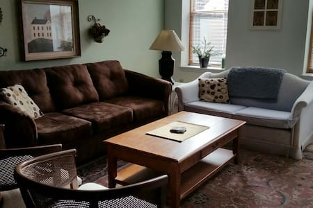Center Sq. apartment in Albany - Albany - Appartement