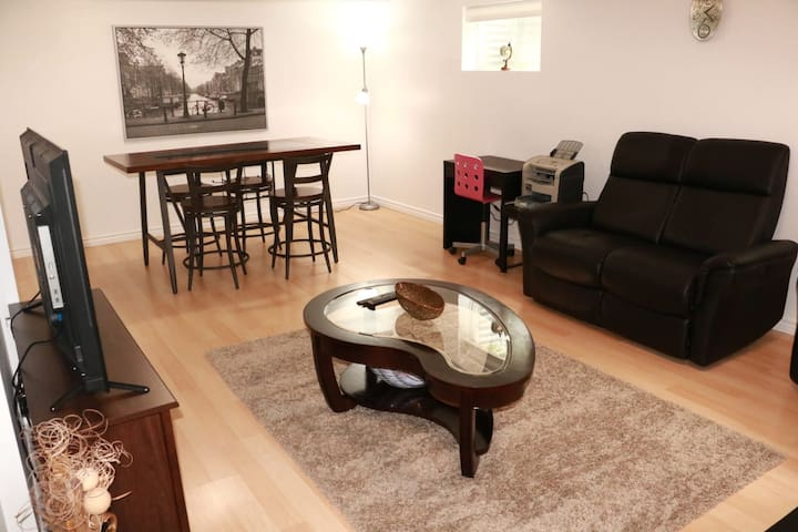 Your Home Away from Home (2 Bdrm Basement Apt)