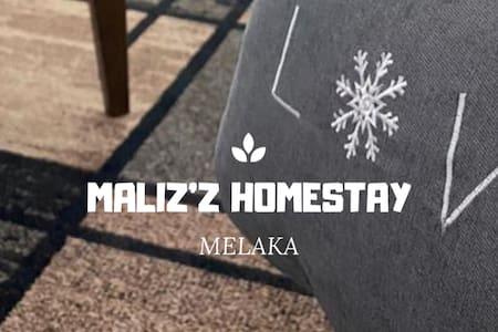 Maliz'z Homestay Melaka(Muslim Homestay)