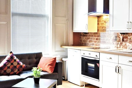 Studio 7-City style! Easy access to Central London