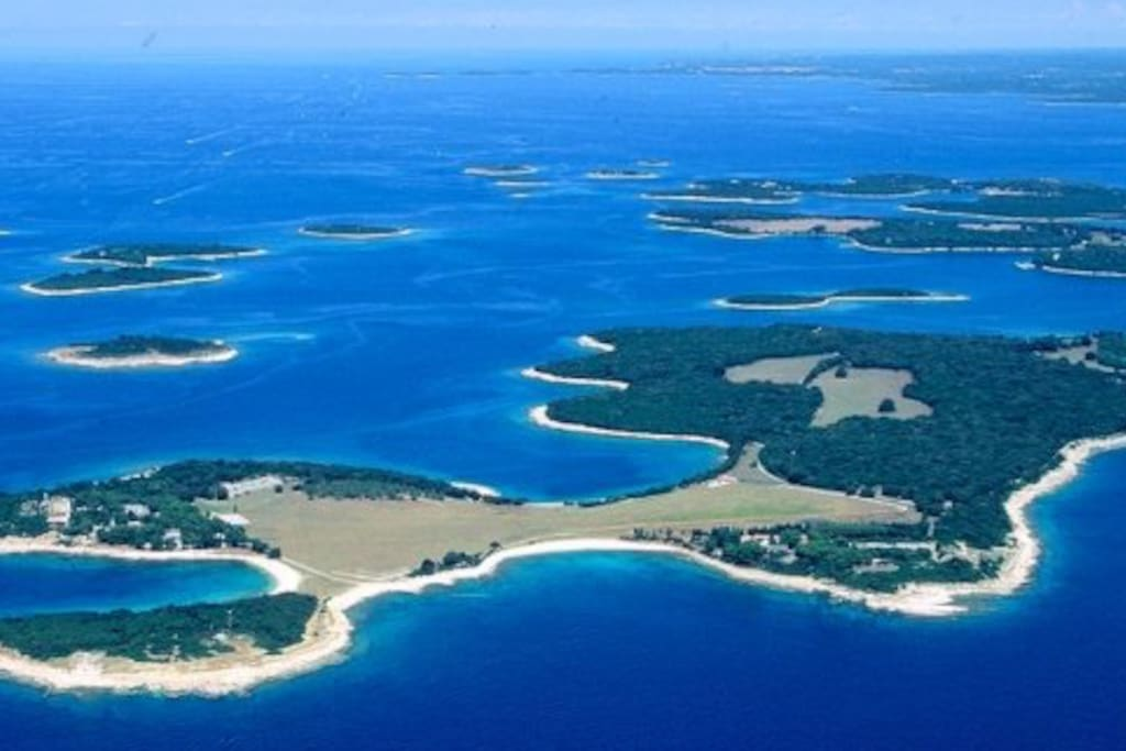 Brioni Islands