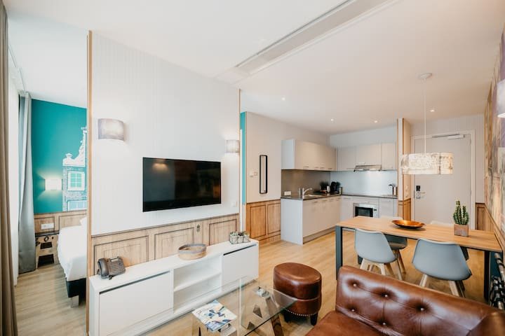 ID APARTHOTEL - *** Studio Apartment