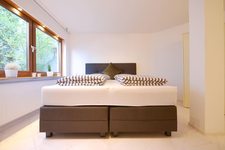 Gemütliche Ein-Zimmer-Wohnung - Stuttgart - Apartment