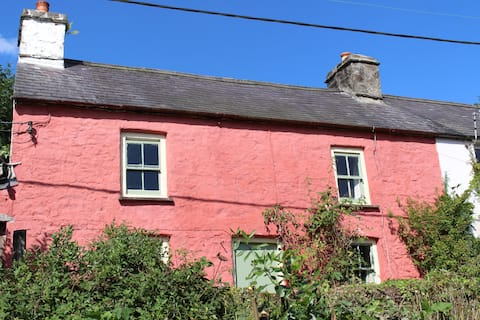 Cosy romantic cottage in the upper Towy valley