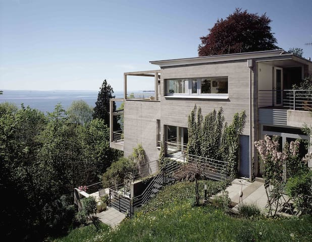 Contemporary Lake Villa Bregenz
