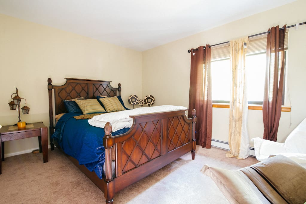 This is one of the guest room available