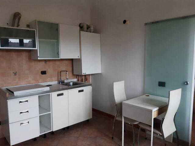 Appartamento tranquillo isola pedonale a Biella