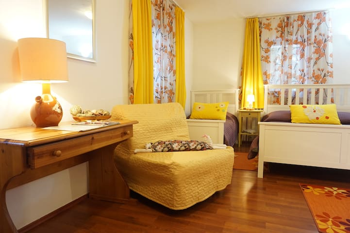 Friendly family-run apartments in Zagreb