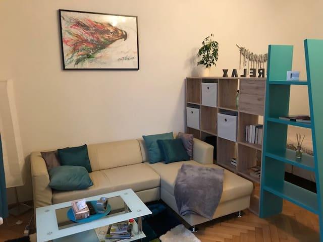 Apartment im Grünen