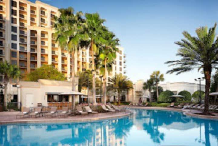 Orlando Getaway at Hilton Las Palmeras
