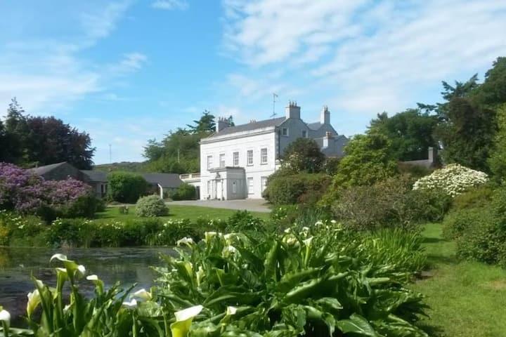 Entire Georgian House on Private Estate and Farm