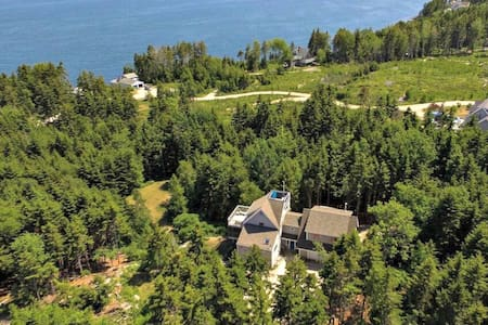 Tree-Tops-House - Harpswell - Rumah