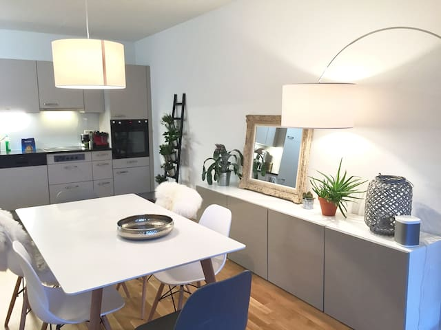 Brand new urban apartement with style, Altstetten - Zúrich - Departamento