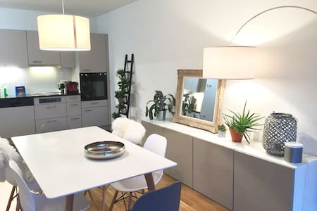 Brand new urban apartement with style, Altstetten - Zurique - Apartamento