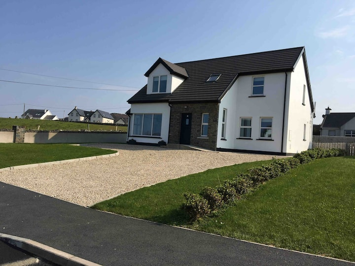 Stylish home in Dunfanaghy, County Donegal