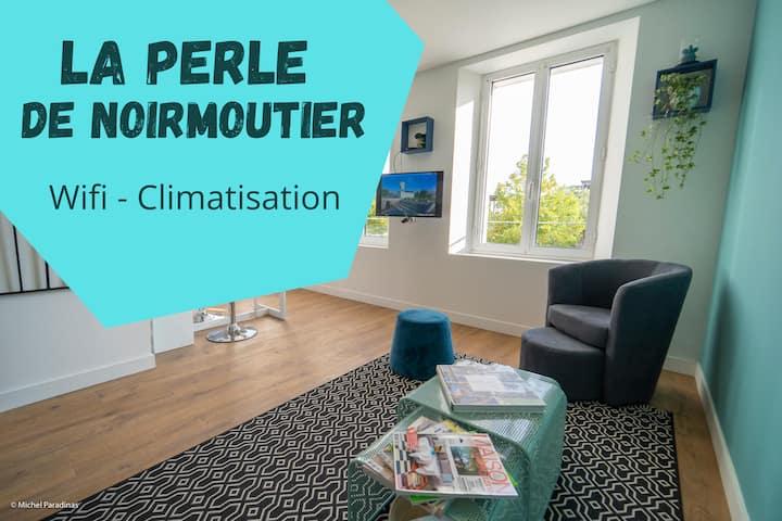 """""""La perle de Noirmoutier"""" - appartement confort"""