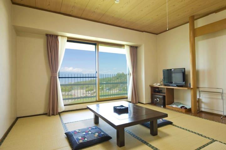 Shiojiri Kataoka Japanese room 10 tatami