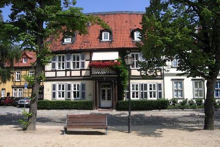 Großes Apartment im Domherrenhaus - Lägenhet