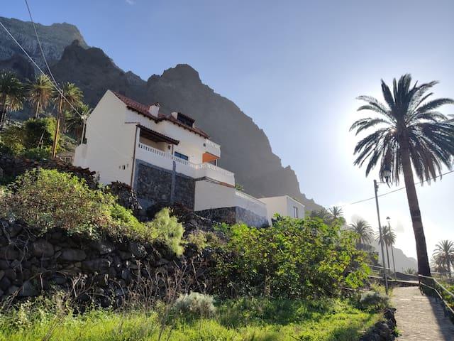 """""""Casa Goyo"""" Apartamento rural en Valle Gran Rey"""