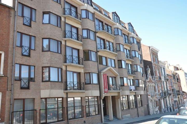 Beautiful apartment in EU quarter