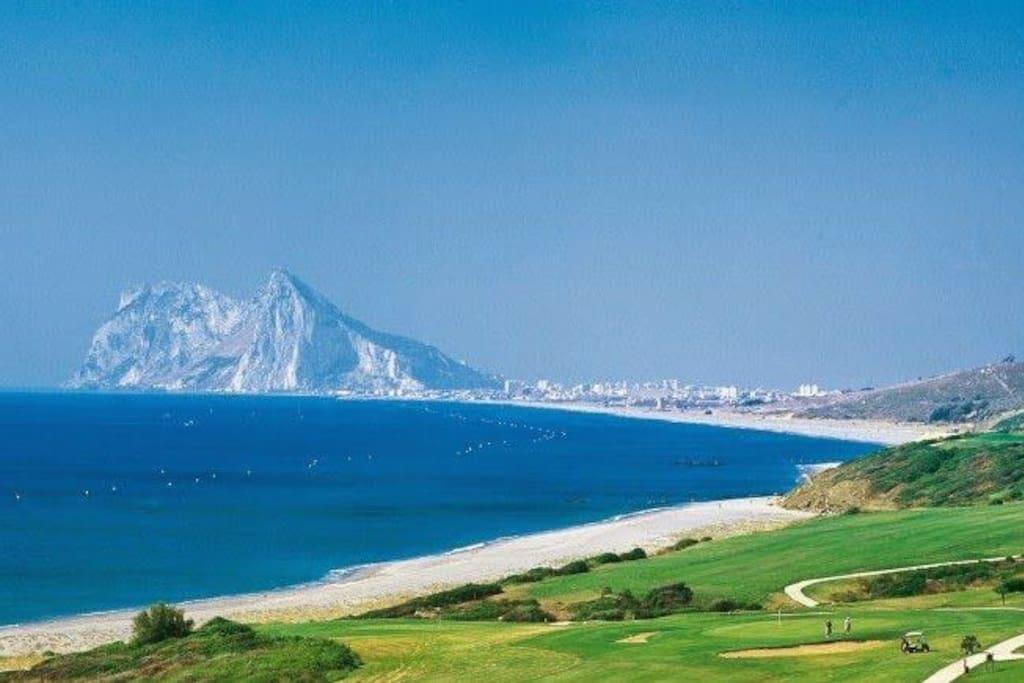 Cerca de Gibraltar/ Near to Gibraltar
