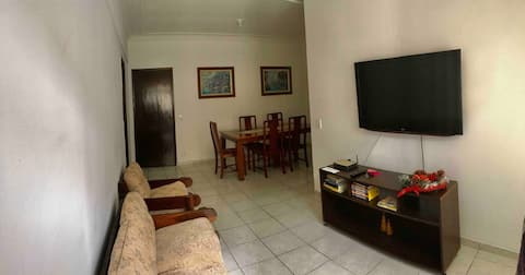 Apartamento amplo c/ desconto semanal e mensal