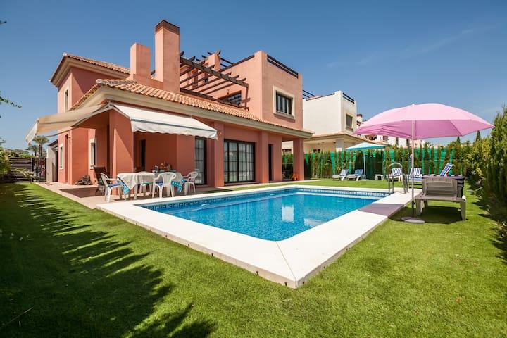 Casa a 15 minutos de Sevilla