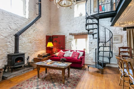 Magnificent 250 year old luxury cottage - Crossgar