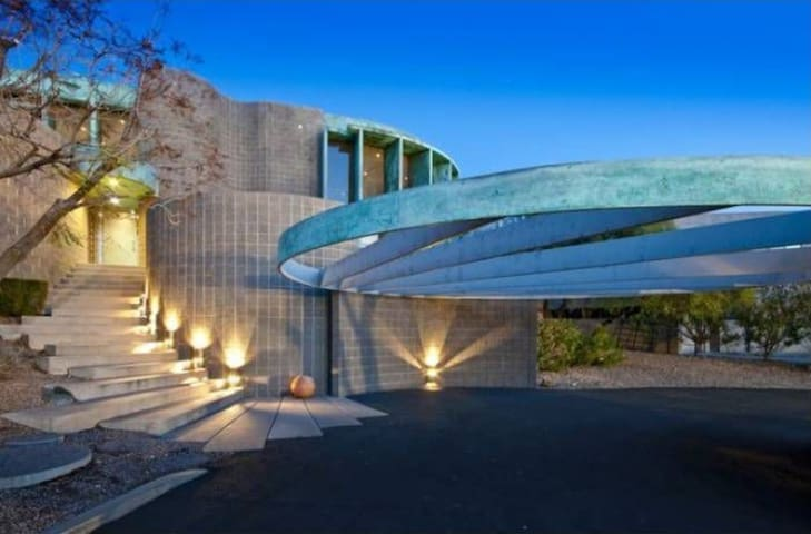 Architectural Dream Guest House - Phoenix - Casa