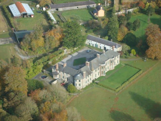 Galway's CastleHacket House Upper West Wing