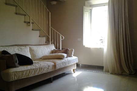 Beautiful flat in historic villa - Serravalle Pistoiese - Apartemen