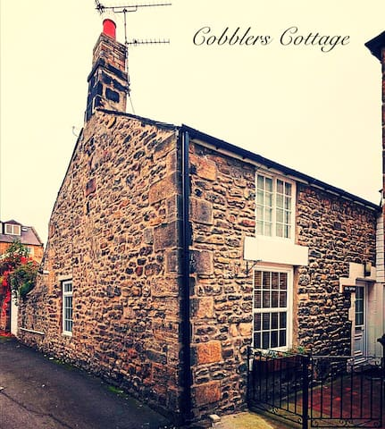 Cobblers Cottage in beautiful Corbridge