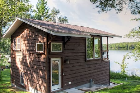 Lakefront 1BR Brainerd Cabin - Great Fishing!