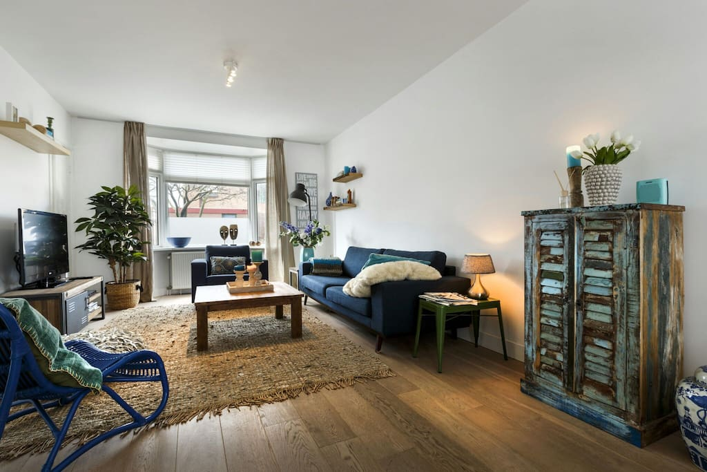 Stylish familyhouse near the beach and amsterdam case for Affitto bici amsterdam