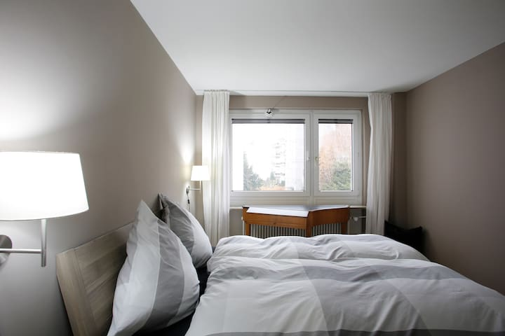 Cosy apartment near Alster lake