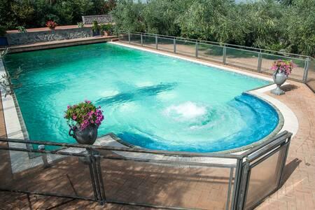 Casaletto  e Loft con piscina - Monte Porzio Catone