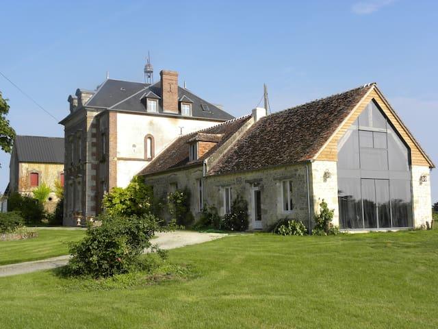 Domaine de la Rue - Saint-Léonard-des-Parcs - Casa de huéspedes