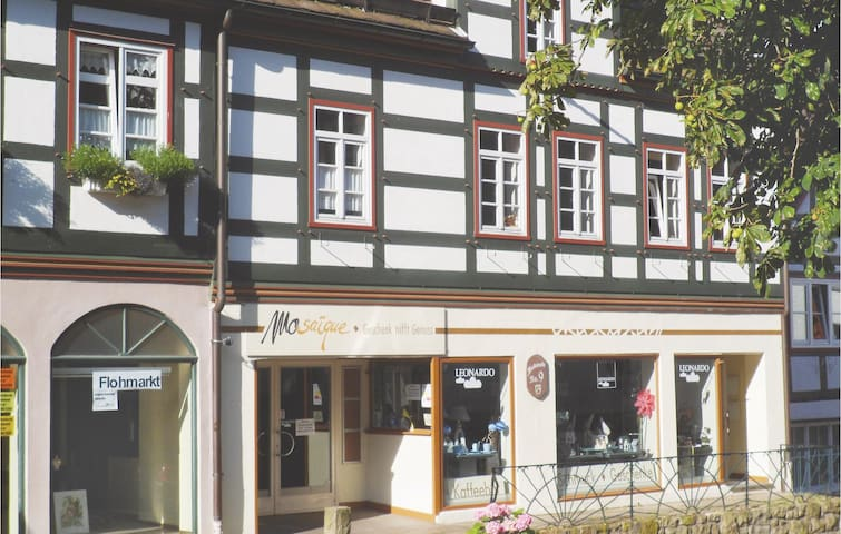 Holiday apartment with 2 bedrooms on 72m² in Schwalenberg