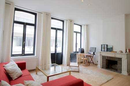 Beautiful Apartment - Flagey - Apartment