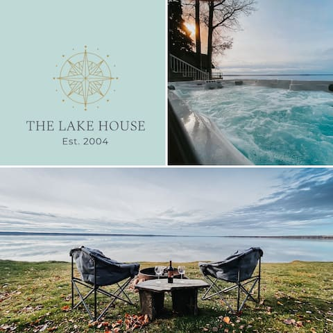The Lake House on Silver Beach
