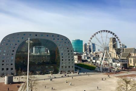 Modern apartment @ Rotterdam center - ロッテルダム - アパート