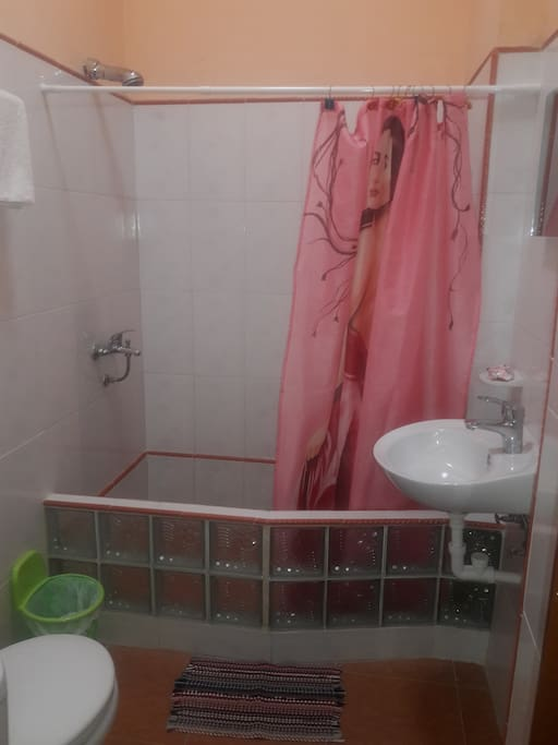 Baño Habitacion No2