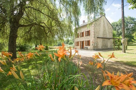 Tranquil Farmhouse, set in stunning location