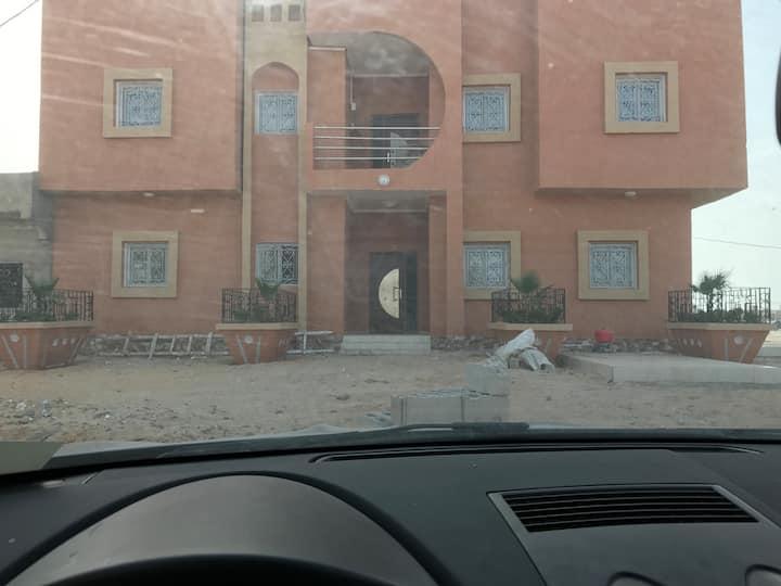 Le standing à Nouakchott