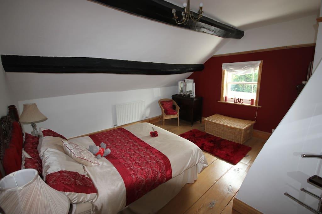 Bedroom 1 double bed