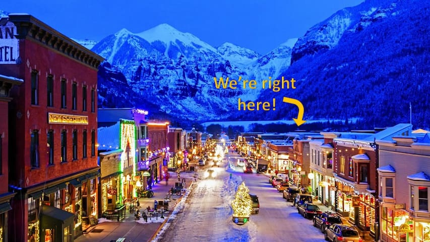 Telluride Central Station: Long/Short Term Rental!