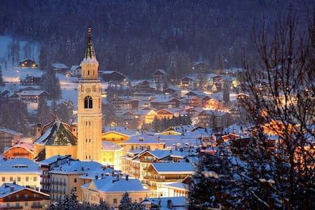 Splendido Appartamento nella Perla delle Dolomiti - Cortina d'Ampezzo - 公寓