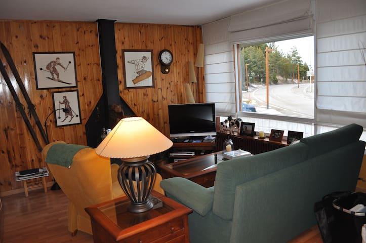 Apartamento a pie de pistas de Ski - Alp - Byt